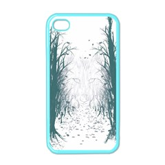 The Woods Beckon  Apple iPhone 4 Case (Color)