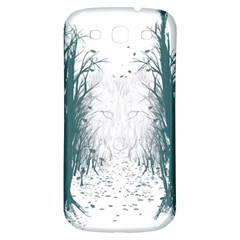 the Woods Beckon  Samsung Galaxy S3 S Iii Classic Hardshell Back Case