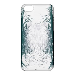 the Woods Beckon  Apple Iphone 5c Hardshell Case