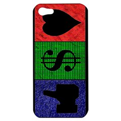 Likes, Money, Love Apple iPhone 5 Hardshell Case