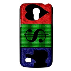 Likes, Money, Love Samsung Galaxy S4 Mini (GT-I9190) Hardshell Case