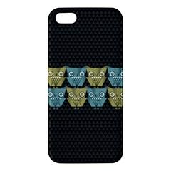 Owligami Iphone 5s Premium Hardshell Case
