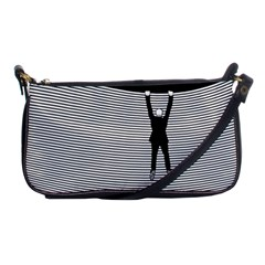 """hang On! Hang On!"" Shoulder Clutch Bag"
