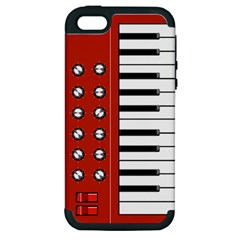 Moog Apple Iphone 5 Hardshell Case (pc+silicone)