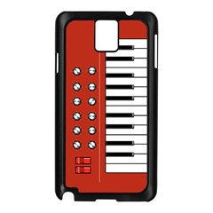 moog Samsung Galaxy Note 3 N9005 Case (Black)