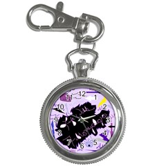 Life With Fibromyalgia Key Chain Watch