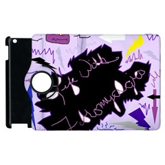 Life With Fibromyalgia Apple iPad 3/4 Flip 360 Case