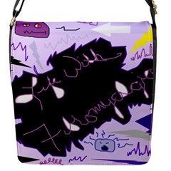 Life With Fibromyalgia Removable Flap Cover (Small)