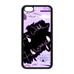 Life With Fibromyalgia Apple Iphone 5c Seamless Case (black)