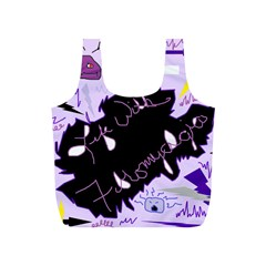 Life With Fibromyalgia Reusable Bag (S)