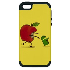 Paranoid Android Apple iPhone 5 Hardshell Case (PC+Silicone)