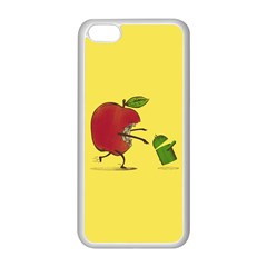 Paranoid Android Apple iPhone 5C Seamless Case (White)