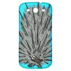 Porcupine Samsung Galaxy S3 S III Classic Hardshell Back Case