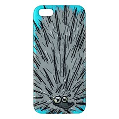 Porcupine Apple iPhone 5 Premium Hardshell Case