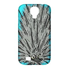 Porcupine Samsung Galaxy S4 Classic Hardshell Case (PC+Silicone)