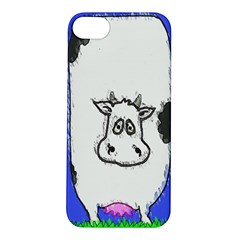 Cow Apple Iphone 5s Hardshell Case