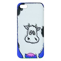 Cow Iphone 5s Premium Hardshell Case