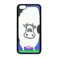 Cow Apple iPhone 5C Seamless Case (Black)