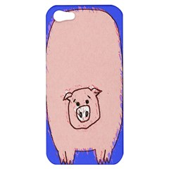Pig Apple iPhone 5 Hardshell Case