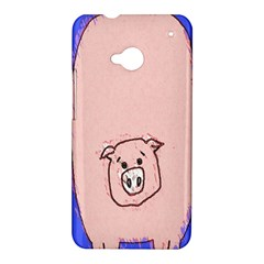 Pig HTC One Hardshell Case