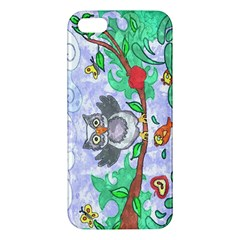 Stained Iphone 5s Premium Hardshell Case