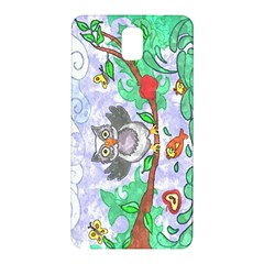 Stained Samsung Galaxy Note 3 N9005 Hardshell Back Case