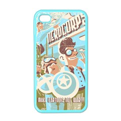 Nerdcorps Apple Iphone 4 Case (color)