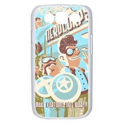 Nerdcorps Samsung Galaxy S III Case (White)