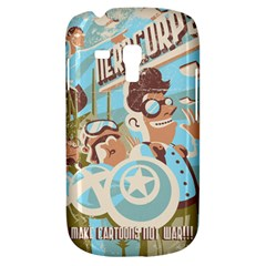 Nerdcorps Samsung Galaxy S3 MINI I8190 Hardshell Case