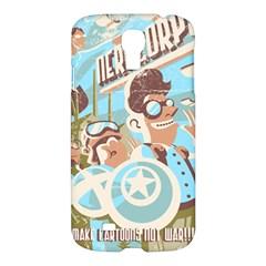 Nerdcorps Samsung Galaxy S4 I9500/i9505 Hardshell Case