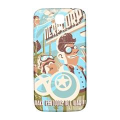 Nerdcorps Samsung Galaxy S4 I9500/I9505  Hardshell Back Case