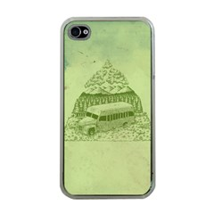Into The Wild Apple Iphone 4 Case (clear)