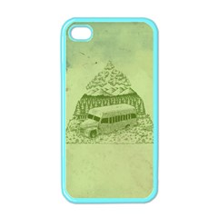 Into The Wild Apple Iphone 4 Case (color)
