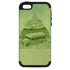 Into the Wild Apple iPhone 5 Hardshell Case (PC+Silicone)