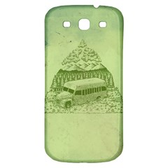 Into the Wild Samsung Galaxy S3 S III Classic Hardshell Back Case