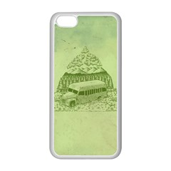 Into the Wild Apple iPhone 5C Seamless Case (White)