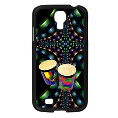 Bongo Drums Samsung Galaxy S4 I9500/ I9505 Case (black)
