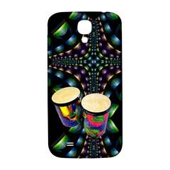 Bongo Drums Samsung Galaxy S4 I9500/I9505  Hardshell Back Case