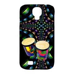 Bongo Drums Samsung Galaxy S4 Classic Hardshell Case (PC+Silicone)