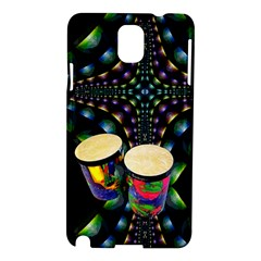 Bongo Drums Samsung Galaxy Note 3 N9005 Hardshell Case