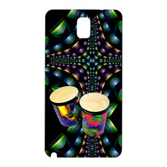 Bongo Drums Samsung Galaxy Note 3 N9005 Hardshell Back Case