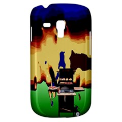 Barbaque Samsung Galaxy S3 MINI I8190 Hardshell Case