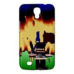 Barbaque Samsung Galaxy Mega 6.3  I9200 Hardshell Case