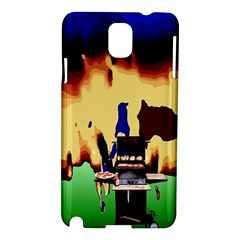 Barbaque Samsung Galaxy Note 3 N9005 Hardshell Case