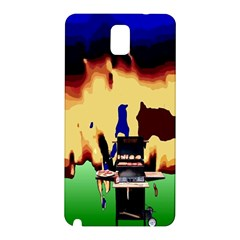 Barbaque Samsung Galaxy Note 3 N9005 Hardshell Back Case