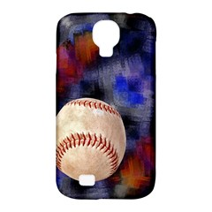 Baseball Samsung Galaxy S4 Classic Hardshell Case (PC+Silicone)