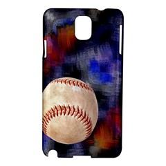 Baseball Samsung Galaxy Note 3 N9005 Hardshell Case