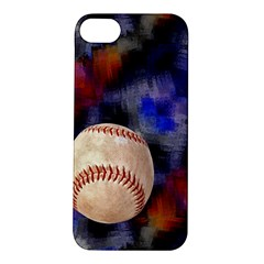 Baseball Apple Iphone 5s Hardshell Case