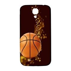 Basketball Samsung Galaxy S4 I9500/i9505  Hardshell Back Case