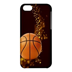basketball Apple iPhone 5C Hardshell Case
